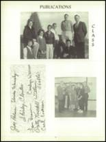 1965 Puxico High School Yearbook Page 14 & 15