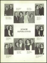 1965 Puxico High School Yearbook Page 16 & 17