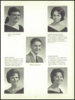 1965 Puxico High School Yearbook Page 18 & 19