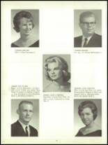 1965 Puxico High School Yearbook Page 20 & 21