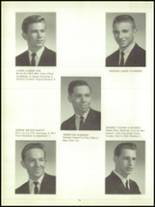 1965 Puxico High School Yearbook Page 22 & 23