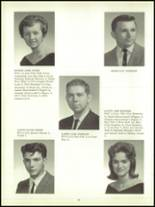 1965 Puxico High School Yearbook Page 24 & 25