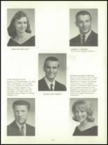 1965 Puxico High School Yearbook Page 26 & 27
