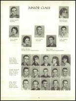 1965 Puxico High School Yearbook Page 32 & 33
