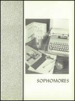 1965 Puxico High School Yearbook Page 34 & 35