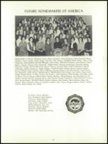 1965 Puxico High School Yearbook Page 56 & 57