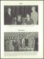 1965 Puxico High School Yearbook Page 62 & 63