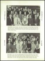 1965 Puxico High School Yearbook Page 64 & 65