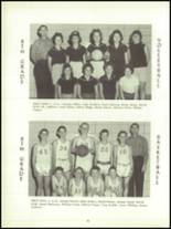 1965 Puxico High School Yearbook Page 66 & 67