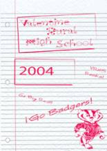 2004 Yearbook Valentine High School