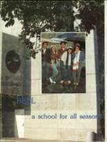 1983 Yearbook Bell High School