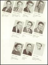 1956 West Bend High School Yearbook Page 10 & 11