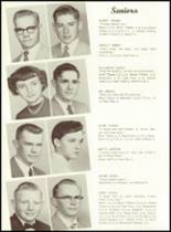 1956 West Bend High School Yearbook Page 16 & 17