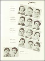 1956 West Bend High School Yearbook Page 22 & 23