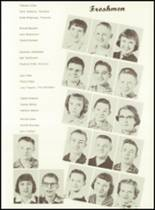 1956 West Bend High School Yearbook Page 26 & 27