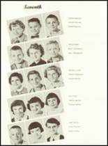 1956 West Bend High School Yearbook Page 30 & 31