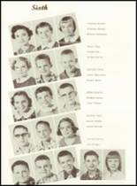 1956 West Bend High School Yearbook Page 32 & 33