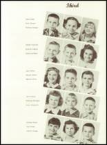 1956 West Bend High School Yearbook Page 34 & 35