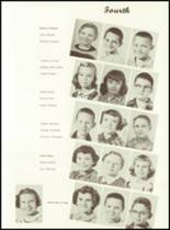 1956 West Bend High School Yearbook Page 36 & 37