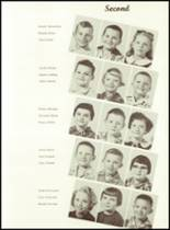 1956 West Bend High School Yearbook Page 38 & 39