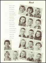 1956 West Bend High School Yearbook Page 40 & 41