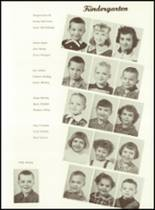 1956 West Bend High School Yearbook Page 42 & 43