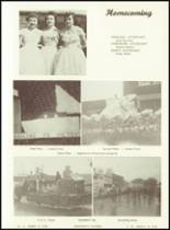 1956 West Bend High School Yearbook Page 44 & 45