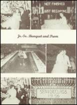 1956 West Bend High School Yearbook Page 46 & 47