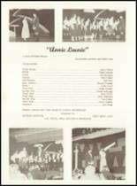 1956 West Bend High School Yearbook Page 54 & 55