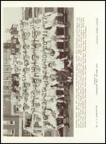 1956 West Bend High School Yearbook Page 56 & 57