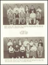 1956 West Bend High School Yearbook Page 62 & 63