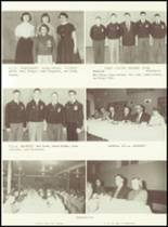 1956 West Bend High School Yearbook Page 64 & 65