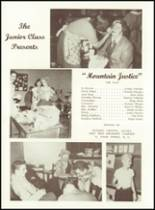 1956 West Bend High School Yearbook Page 66 & 67
