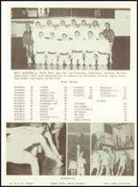 1956 West Bend High School Yearbook Page 68 & 69