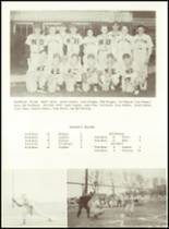 1956 West Bend High School Yearbook Page 70 & 71