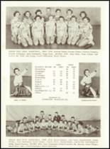 1956 West Bend High School Yearbook Page 72 & 73