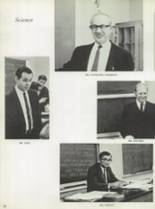 1969 Plainview-Old Bethpage John F. Kennedy High School Yearbook Page 36 & 37