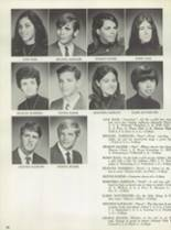 1969 Plainview-Old Bethpage John F. Kennedy High School Yearbook Page 62 & 63