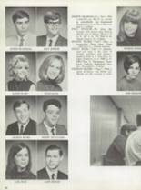 1969 Plainview-Old Bethpage John F. Kennedy High School Yearbook Page 64 & 65