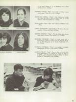 1969 Plainview-Old Bethpage John F. Kennedy High School Yearbook Page 66 & 67