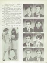 1969 Plainview-Old Bethpage John F. Kennedy High School Yearbook Page 68 & 69
