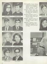 1969 Plainview-Old Bethpage John F. Kennedy High School Yearbook Page 70 & 71