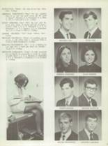 1969 Plainview-Old Bethpage John F. Kennedy High School Yearbook Page 74 & 75