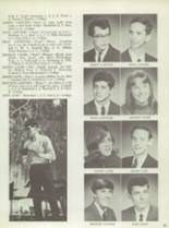 1969 Plainview-Old Bethpage John F. Kennedy High School Yearbook Page 86 & 87