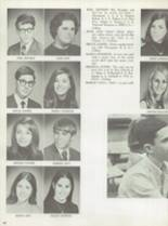 1969 Plainview-Old Bethpage John F. Kennedy High School Yearbook Page 88 & 89