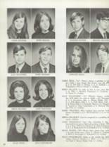 1969 Plainview-Old Bethpage John F. Kennedy High School Yearbook Page 96 & 97