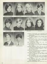 1969 Plainview-Old Bethpage John F. Kennedy High School Yearbook Page 98 & 99
