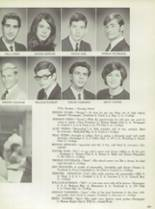 1969 Plainview-Old Bethpage John F. Kennedy High School Yearbook Page 106 & 107