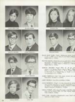1969 Plainview-Old Bethpage John F. Kennedy High School Yearbook Page 108 & 109