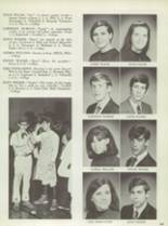 1969 Plainview-Old Bethpage John F. Kennedy High School Yearbook Page 110 & 111